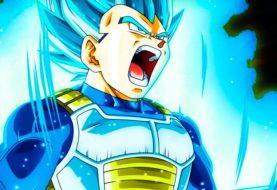 Dragon Ball Super: Vegeta atinge próximo nível do Super Saiyajin Blue