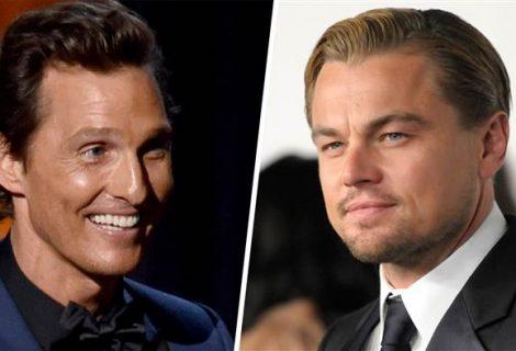 E o DiCaprio? Matthew McConaughey quase interpretou Jack em Titanic