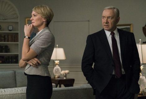 House of Cards ganha última temporada com 8 episódios e sem Kevin Spacey