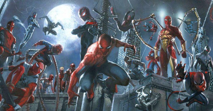 O que é o Aranhaverso, tema do novo filme animado do Homem-Aranha