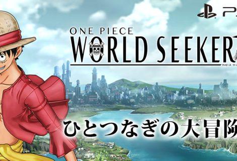 One Piece: World Seeker ganha data de lançamento; confira imagens
