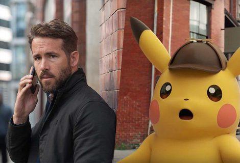 Ryan Reynolds estará em Detetive Pikachu, filme de Pokémon
