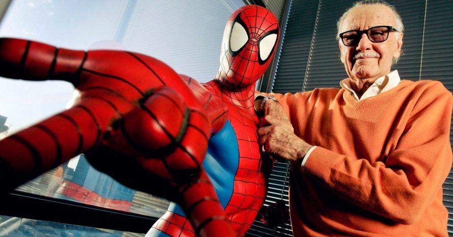 Stan Lee revela que Homem-Aranha quase não existiu