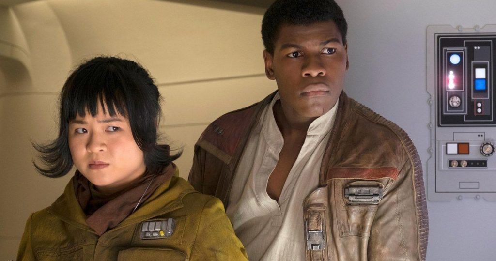star wars-finn e rose