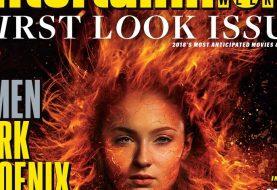 Sophie Turner vira a Fênix na 1ª imagem de X-Men: Fênix Negra; veja