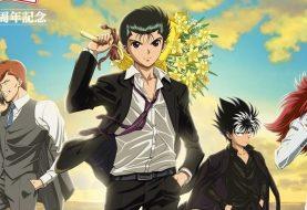Yu Yu Hakusho ganha especial para celebrar os 25 anos do anime