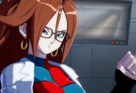 Veja como será a versão Majin da Androide 21 em Dragon Ball FighterZ
