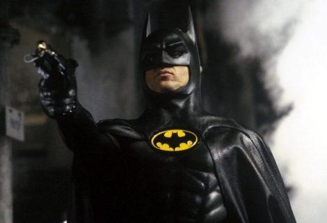 Batman de Michael Keaton aparecerá em Crise nas Infinitas Terras
