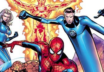 Será que o Homem-Aranha introduziu o Quarteto Fantástico aos filmes da Marvel?
