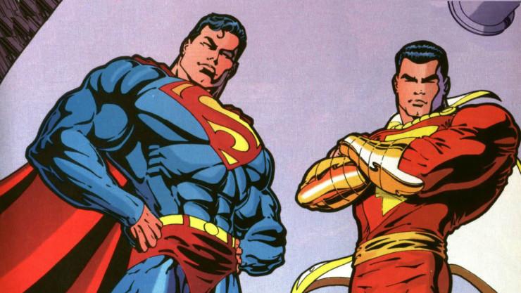 Superman pode aparecer no filme do Shazam, segundo rumores