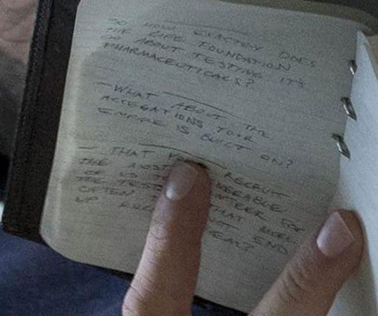 venom caderno