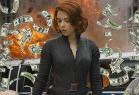 Filme da Viúva Negra pagará alto salário para Scarlett Johansson