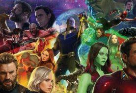 Vingadores: Guerra Infinita ganha pôsteres individuais de todos os heróis