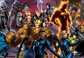 Teoria liga final de Guerra Infinita com os X-Men e Quarteto Fantástico