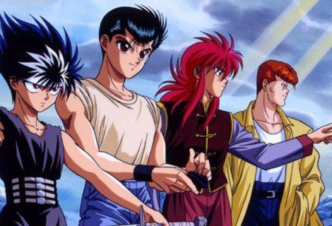 Veja a 1ª imagem promocional do novo OVA de Yu Yu Hakusho