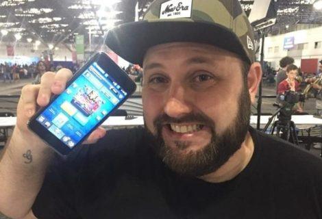 A profissão desse cara é jogar 'Clash Royale', game exclusivo para celulares