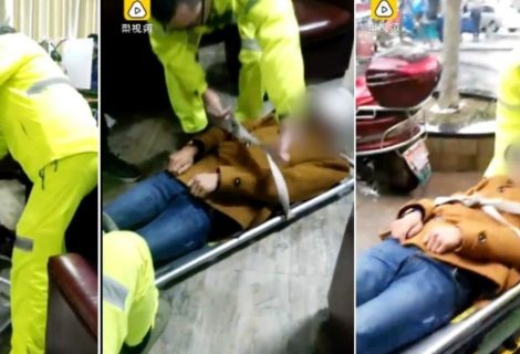 Chinês joga por 20 horas seguidas em lan house, passa mal e perde controle das pernas