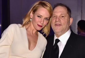 Atriz Uma Thurman detalha abuso sexual de Harvey Weinstein
