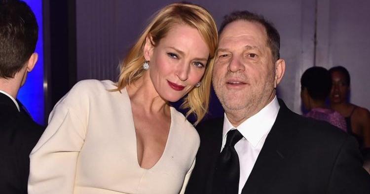 Atriz Uma Thurman detalha abuso sexual de Harvey Weinstein