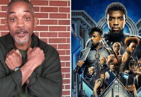 Will Smith quase chorou ao ver Pantera Negra: 'desafiaram paradigmas'