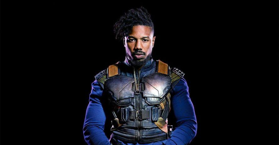 Michael B. Jordan fala das semelhanças entre Killmonger e Vegeta