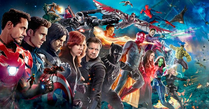 Marvel anuncia o lançamento de mais seis filmes até 2023
