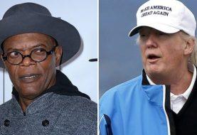 Samuel L. Jackson xinga Donald Trump em indireta no Twitter