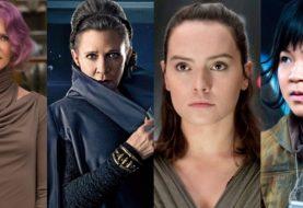 Diretor rebate críticas sobre presença feminina em Star Wars: Os Últimos Jedi