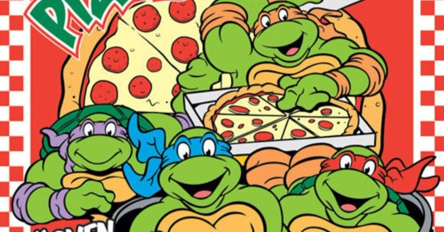 Peta quer que as Tartarugas Ninja comecem a comer pizza vegana