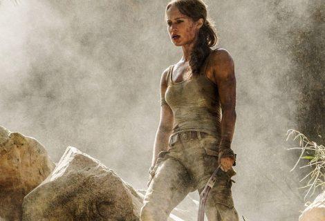 Tomb Raider ganhará game em arcade para promover novo filme