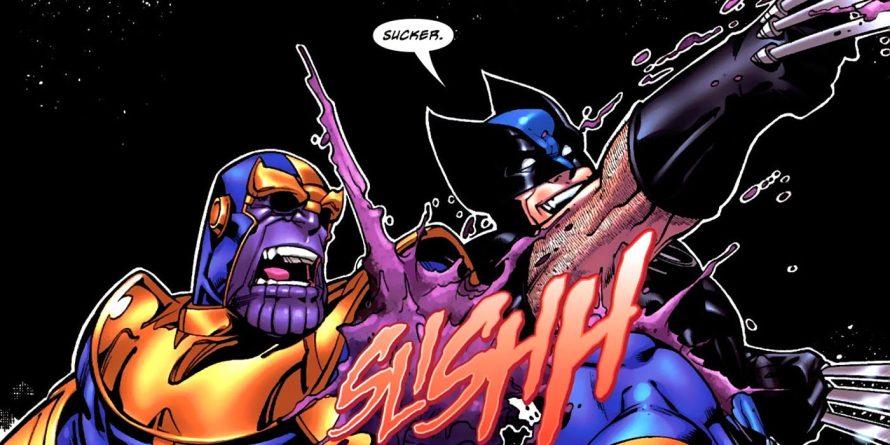 Thanos teria enfrentado Wolverine antes de Vingadores: Guerra Infinita?