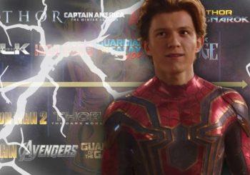 O Homem-Aranha bagunçou a continuidade dos filmes da Marvel; entenda