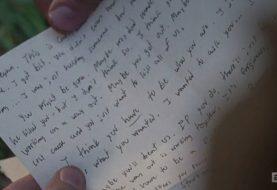 The Walking Dead: imagem revela conteúdo da carta de Carl para Negan