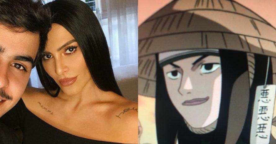 Cleo Pires é comparada a personagem de Naruto nas redes sociais