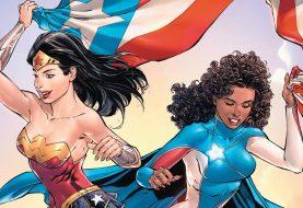 Heróis da DC se juntam a heroína porto-riquenha para ajudar Porto Rico