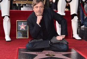 Eterno Luke Skywalker, Mark Hamill ganha estrela na Calçada da Fama
