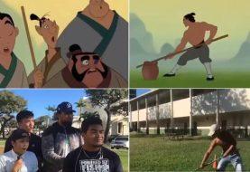 Jovens da Micronésia fazem paródia de Mulan para escola e vídeo bomba na web