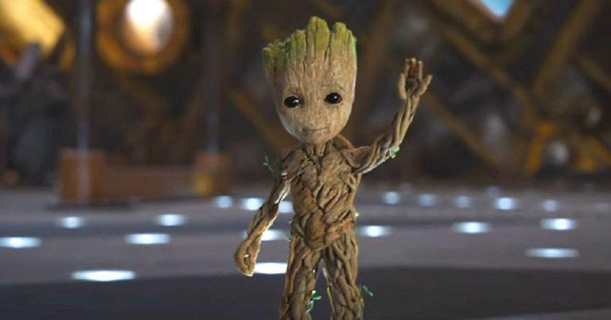 Groot desobedece Peter Quill em comercial de Vingadores: Guerra Infinita