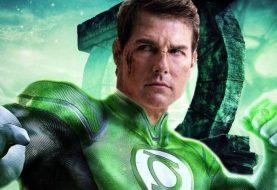 Tom Cruise pode ser o novo Lanterna Verde, apontam rumores