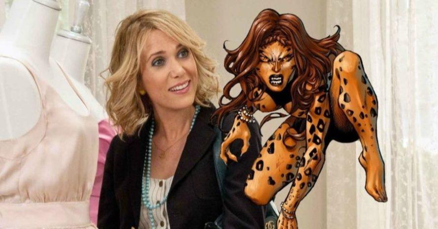 Mulher-Maravilha 2: Kristen Wiig deve interpretar a vilã Mulher-Leopardo