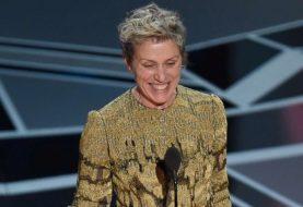 Frances McDormand faz discurso acalorado e de inclusão no Oscar 2018