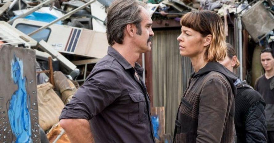 The Walking Dead: teria a 8ª temporada introduzido os Sussurradores?
