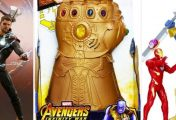 15 brinquedos que deram grandes spoilers de Vingadores: Guerra Infinita