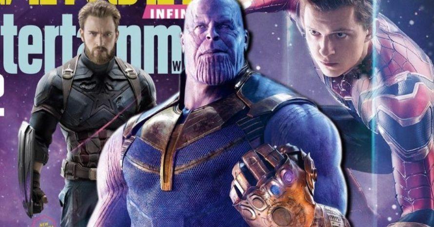 Confira as novas informações divulgadas sobre Vingadores: Guerra Infinita