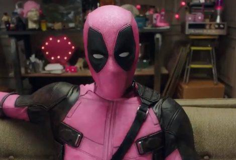 Ryan Reynolds vai sortear um uniforme rosa do Deadpool para combater o câncer