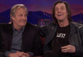 Jim Carrey e Jeff Daniels fazem reunião de Débi & Lóide na TV