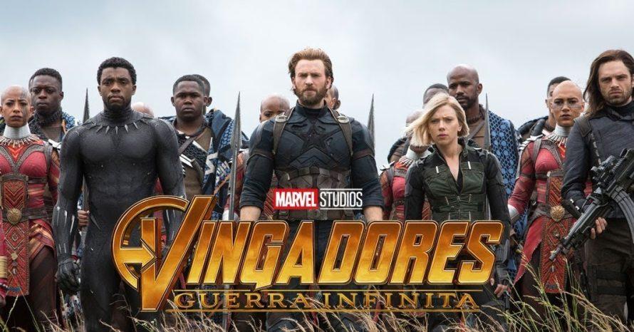 Vingadores: Guerra Infinita tem a maior estreia da história do cinema