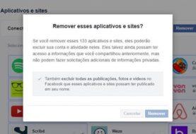 Facebook libera ferramenta que revoga acesso de aplicativos de terceiros