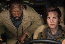 Como Morgan foi parar em Fear the Walking Dead? Só ele migrou para o spin-off?
