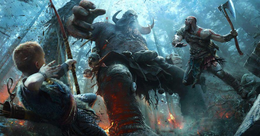 Após 8 anos, God of War volta inspirado em mitos nórdicos